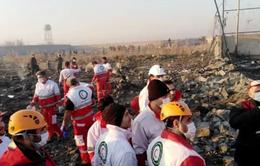 Ukraine tiết lộ nguyên nhân vụ rơi máy bay ở Iran
