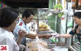 Kiểm tra ngăn chặn thực phẩm bẩn dịp Tết