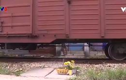 Tai nạn giao thông đường sắt ở Huế