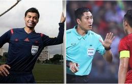 """Trọng tài chính và VAR trận gặp U23 UAE đều là """"người quen"""" với bóng đá Việt Nam"""