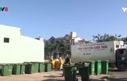 Đà Nẵng: Lò đốt rác thải y tế Khánh Sơn được hoạt động trở lại