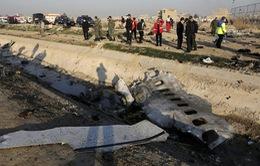 Tổng thống Ukraine kêu gọi ngừng suy diễn về tai nạn máy bay