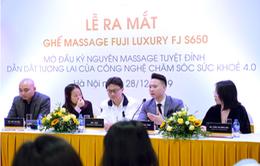 Ghế massage Fuji Luxury phản pháo tin đồn không xác thực về sản phẩm