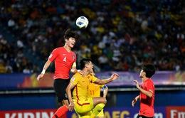 U23 Hàn Quốc 1-0 U23 Trung Quốc: Lee Dong-Jun lập công phút cuối, U23 Hàn Quốc giành 3 điểm nhọc nhằn!