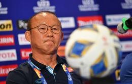 HLV Park Hang Seo: U23 Việt Nam và U23 UAE đã quá hiểu nhau