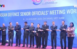 Hội nghị quốc phòng Asean mở rộng 2020