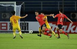 Kết quả, BXH bảng C VCK U23 châu Á 2020 ngày 09/01: U23 Hàn Quốc giành ngôi đầu, U23 Uzbekistan hòa U23 Iran