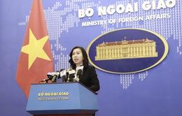 Bộ Ngoại giao cung cấp thông tin về trường hợp nữ bệnh nhân dương tính với COVID-19 tại Hà Nội