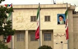 Iran tuyên bố tôn trọng chủ quyền của Iraq