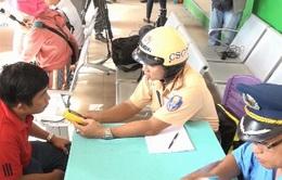 TP.HCM: Tổng kiểm tra phương tiện tại các bến xe