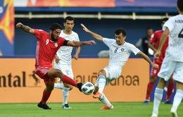 U23 Uzbekistan 1-1 U23 Iran: ĐKVĐ chia điểm trước U23 Iran! (Bảng C VCK U23 châu Á 2020)