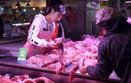 Trung Quốc tăng mạnh nhập khẩu thịt để đảm bảo nguồn cung dịp Tết Nguyên đán