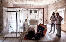 Châu Phi áp dụng thiết bị đột phá trong các đợt dịch lây nhiễm bùng phát