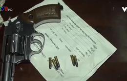 Hà Tĩnh: Ngăn chặn đối tượng buôn bán ma tuý sử dụng vũ khí nóng