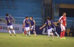 Kết quả CLB Hà Nội 2-0 CLB TP Hồ Chí Minh: Văn Quyết, Quang Hải lập công, CLB Hà Nội thắng thuyết phục