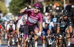 Arnaud Demare về nhất chặng 7 Giro D'Italia