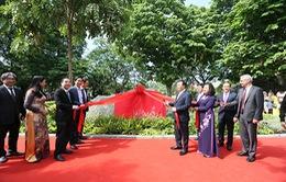 Hà Nội hoàn thành công trình chỉnh trang hồ Hoàn Kiếm