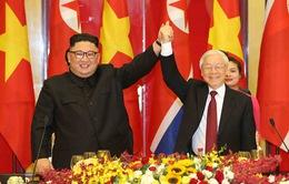 Điện mừng nhân kỷ niệm 75 năm ngày thành lập Đảng Lao động Triều Tiên