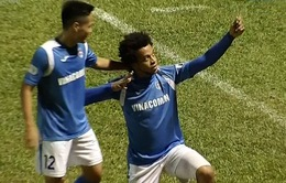 Kết quả Than Quảng Ninh 3-0 B.Bình Dương: 3 điểm xứng đáng cho đội chủ nhà