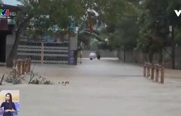 Miền Trung mưa lũ lớn chưa từng có trong 20 năm qua