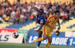 Kết quả CLB Thanh Hoá 1-1 DNH Nam Định: Samson thẻ đỏ, chia điểm kịch tính! (Vòng 1 giai đoạn 2 V.League 2020, nhóm B)