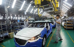 """Sau tháng """"Ngâu"""", thị trường ô tô Việt Nam khởi sắc trở lại"""