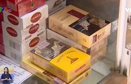 Phạt 3-5 triệu đồng cho hành vi bán thuốc lá gần cổng bệnh viện, trường học