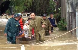 """Miền Trung và Tây Nguyên """"tả tơi"""" vì mưa lũ lịch sử"""