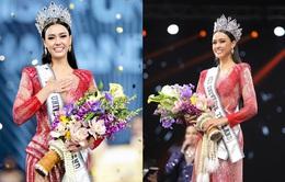 Ngắm nhan sắc ngọt ngào của tân Hoa hậu Hoàn vũ Thái Lan 2020