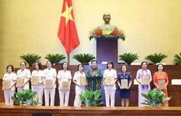Phó Chủ tịch thường trực Quốc hội gặp mặt phụ nữ tiêu biểu trong phòng chống ma túy