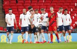 Ngược dòng thắng ĐT Bỉ, tuyển Anh vươn lên dẫn đầu bảng A2 Nations League