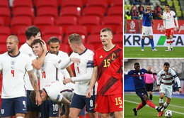 Kết quả UEFA Nations League ngày 12/10: ĐT Anh 2-1 ĐT Bỉ, ĐT Pháp 0-0 ĐT Bồ Đào Nha
