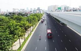 Đường Phạm Văn Đồng (Hà Nội) đã có diện mạo mới, ùn tắc giảm rõ rệt