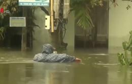 Tình hình mưa lũ tại Đà Nẵng