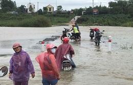 Nhiều địa phương thiệt hại nặng sau bão số 6