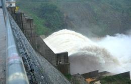 4 thủy điện tại Quảng Nam xả lũ