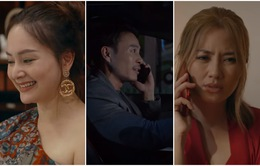 """Trói buộc yêu thương - Tập 11: Dung giúp chồng nói dối mà chẳng hề biết Khánh đang """"điên tình"""""""