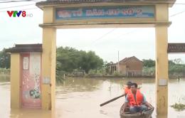 Đà Nẵng: Người dân vùng lũ gặp khó khăn
