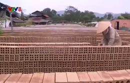 Kon Tum: Xóa bỏ các lò gạch thủ công