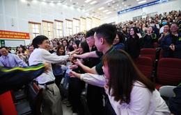 Sôi nổi chương trình Chào tân sinh viên 2020 tại Học viện Nông nghiệp Việt Nam