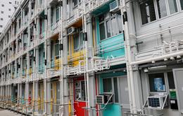 Hong Kong đối mặt với khủng hoảng nhà đất tồi tệ nhất trong lịch sử