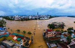 Bộ Y tế xuất cấp 4,2 triệu viên sát khuẩn nước cho các địa phương bị mưa lũ