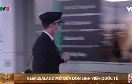 New Zealand mở cửa đón sinh viên quốc tế