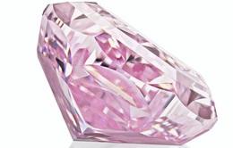 Sotheby's sắp bán đấu giá viên kim cương tím hồng siêu hiếm