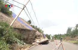 Quảng Nam khắc phục hậu quả mưa lũ