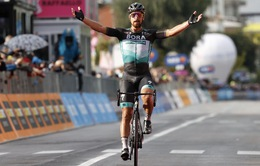 Peter Sagan về nhất chặng 10 Giro d'Italia