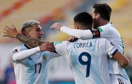 Bolivia 1-2 Argentina: Chiến thắng trên độ cao 3600 mét