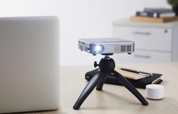 Canon ra mắt máy chiếu mini không dây, trình chiếu chất lượng đến 4K