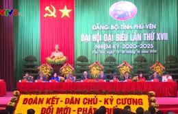 Khai mạc Đại hội đại biểu Đảng bộ Phú Yên lần thứ XVII