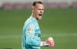 Barcelona đạt thỏa thuận gia hạn hợp đồng với Marc-Andre ter Stegen